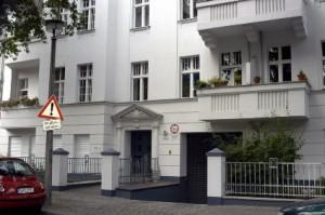 Gebäude Büroadresse